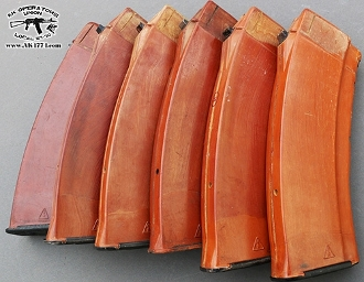 Russian AK-74 (5.45x39) Bakelite 30 Round Magazines from Izhmash
