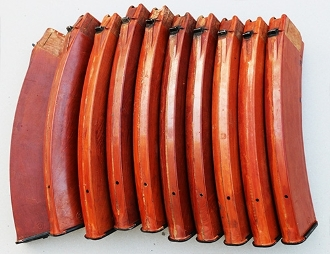 Russian AK-74 (5.45x39) Bakelite 45 Round Magazines from Molot