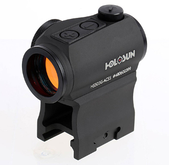 Holosun Paralow HS503G Red Dot Sight - ACSS Reticle