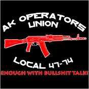 AK Operators Union Sticker - Enough With Bullshit Talk!
