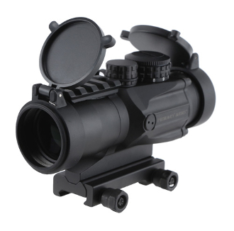 Primary Arms 3X Compact Prism Scope with 5.45X39 ACSS Reticle