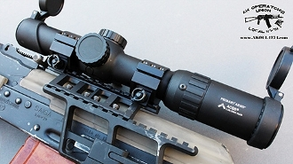 PA 1-6X Scope with ACSS Reticle for 5.45x39 and .223 Gen III