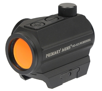 NEW Primary Arms Micro Dot MD-ADS 50K-Hour Battery Life!
