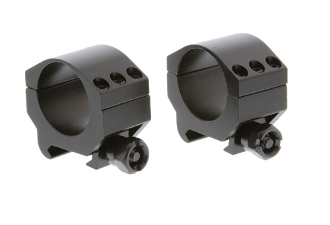 Primary Arms 30MM Tactical Rings - Low (Pair)