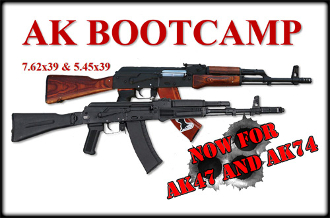 AK Bootcamp Booklet - AK47/74 Version