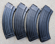Polish Radom AK47 30rd Magazines - Lightly Used