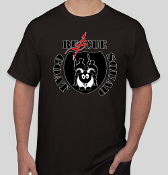 Goat Rescue Squad T-Shirt in Black!
