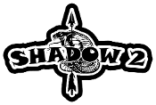 Shadow 2 Sticker