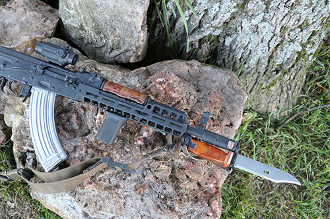 AK Rail Full Length: GKR-10MS