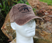 AK Operators Union Stone Washed Baseball Cap