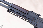 GKR-7MS KALASHNIKOV RIFLE MLOK RAIL WITH SLING LOOP CUTOUT